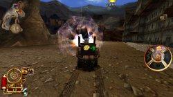 Футуристические экшн гонки Steampunk Racing 3D в App Store